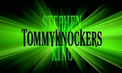 tommyknockers - James Wan & Stephen King's THE TOMMYKNOCKERS Abducts Screenwriter