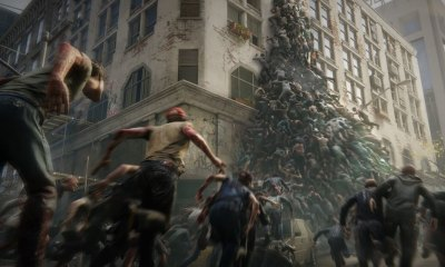 world war z game zombie pyramid 1 - Gamescom 2018: Latest WORLD WAR Z Game Trailer Promises A Dynamic Gore System