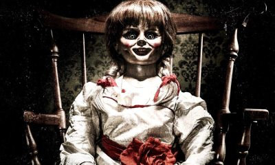 Annabelle Doll - Director Gary Dauberman Shares Details on 2019's ANNABELLE 3