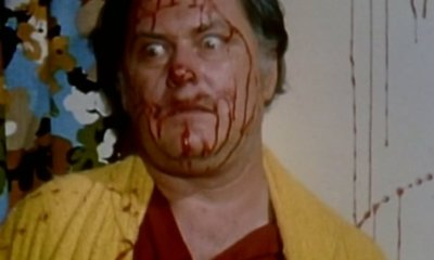 Basement2 - DON'T LOOK IN THE BASEMENT / DON'T OPEN THE DOOR Blu-ray Review - Drive-In Madness, Murder and Schlock