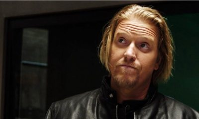 """Jake Busey 2 - THE PREDATOR's Jake Busey Says Studio Execs Need to Get Heads Out of """"Bean-Counter Butts"""""""