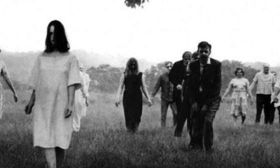 NOTLD 1968 - Romero's Classic NIGHT OF THE LIVING DEAD Returning to Theaters for Halloween