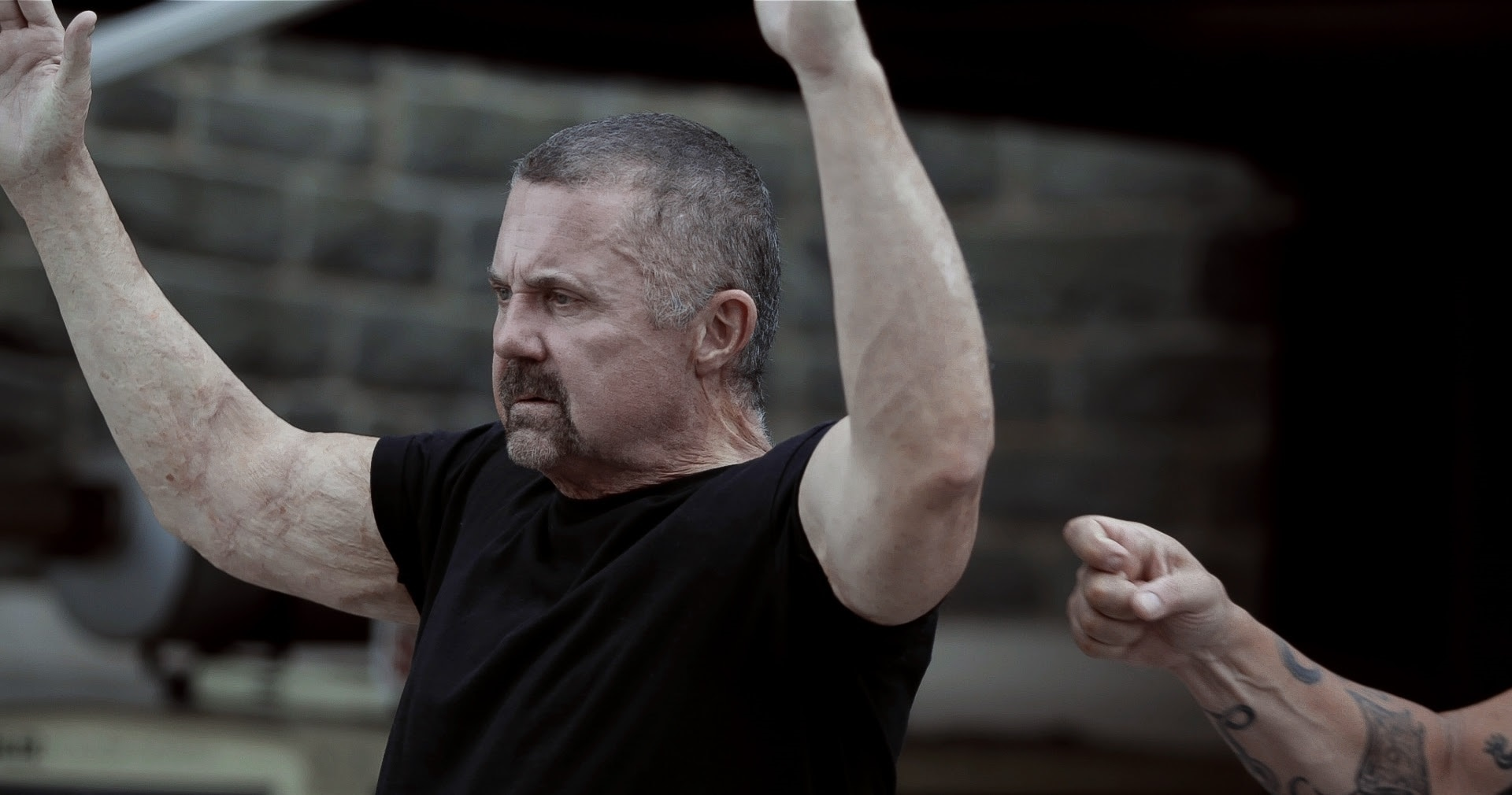 ROOM 9 4 - First Look: Kane Hodder in Tom Walton's ROOM 9