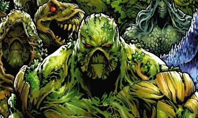 Swamp Thing - SWAMP THING Series Lands UNDERWORLD Director