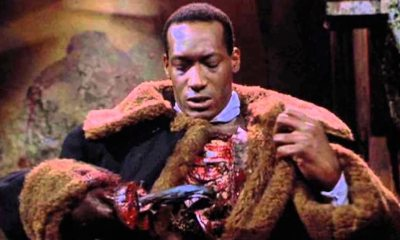 "Candyman 1992 - O.G. CANDYMAN Tony Todd Has ""Mixed Feelings"" About Jordan Peele's Reboot"
