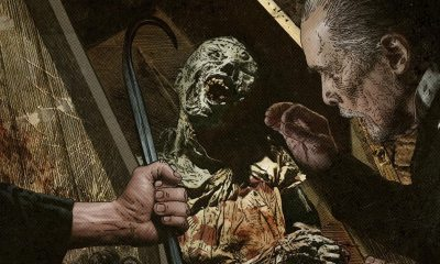 Creepshow 1 - Poster Unveiled for Greg Nicotero & Shudder's CREEPSHOW Reboot Series
