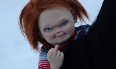 "Cult of Chucky - Don Mancini Holds Little Back Claiming MGM is ""Screwing"" Franchise with CHILD'S PLAY Remake"