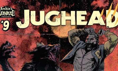 "Jughead The Hunger Issue 9 - Exclusive Images from JUGHEAD: THE HUNGER Issue #9 Include First Look at ""FrankenMoose"""