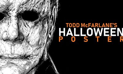McFarlanes HALLOWEEN 1 - Must-See: Todd McFarlane's HALLOWEEN Poster