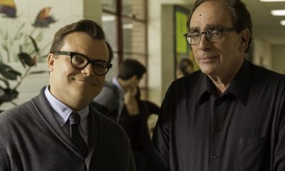 R.L. Stine - What Does R.L. Stine Think of the GOOSEBUMPS Flicks?