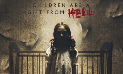malicious ver2 1 - New MALICIOUS Poster Proves Children Are a Gift From Hell