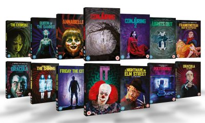 wbhorrorcollectionukbanner1200x627 - UK Readers: Warner Bros Releasing 14 Horror Titles With Brand New Packaging