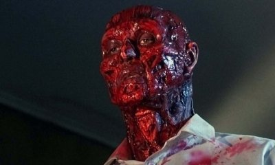 Frank Cotton - Frank was Incestuous Necrophiliac in Clive Barker's 2014 Unmade HELLRAISER Remake