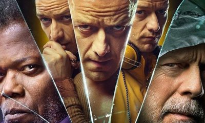 Glass 2019 - New Series of International Posters Highlight Main Cast of GLASS