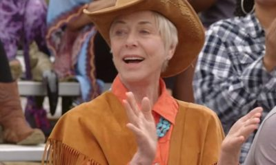 Karen Grassle in Lasso - Exclusive: Karen Grassle Talks Going from LITTLE HOUSE ON THE PRAIRIE to Gruesome LASSO