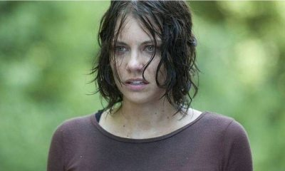 Lauren Cohan TWD - Last Night was Also Lauren Cohan's Last Episode of THE WALKING DEAD