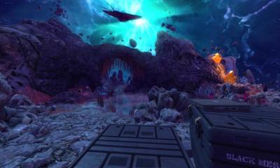 blackmesaxenbanner - Revisit HALF-LIFE's Extraterrestrial World in New BLACK MESA: XEN Trailer