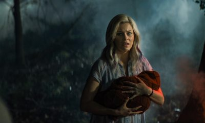 BrightBurn 2019 Scene - Trailer for James Gunn-Produced Superhero Horror BRIGHTBURN Hits Internet Following Brazil Comic-Con