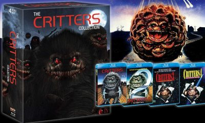 CrittersCollection - The CRITTERS Collection Blu-ray Review - Two Cult Classics & Two Cases Full of Crite Crap