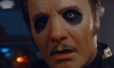 Ghost Rats - Cardinal Copia Revealed! Ghost Frontman Tobias Forge Gives First Unmasked Interview Ever