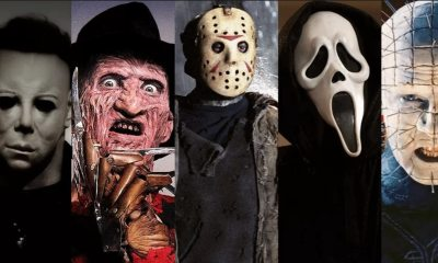 Horror Slashers - Video Counts Down Top 10 Villains with Highest Body Counts in Horror! Who's the King Killer?