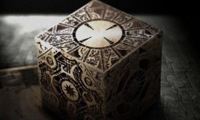 Lament Configuration - New Origins of Puzzle Box in Unmade Clive Barker HELLRAISER Reboot + The Lament Guardian Explored