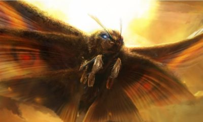 Mothra 1 - She is Mothra: Endure Her Atomic Scream!