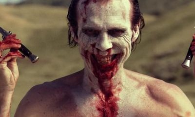Richard Brake - Rob Zombie Says Richard Brake's Acting in THREE FROM HELL is Best of His Career