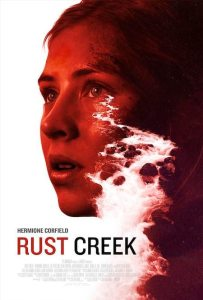 Rust Creek 2019 Poster 203x300 - There's No One to Trust in Trailer for Twisty Thriller RUST CREEK from IFC Midnight