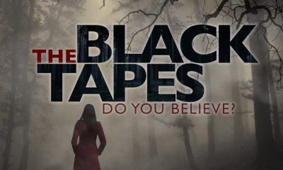 The Black Tapes Banner - THE BLACK TAPES Podcast Being Developed for TV by NBC