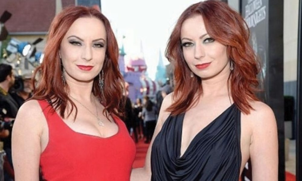 Twisted Twins - Congrats Jen & Sylvia Soska on 10 Years of Twisted Twins Productions + WiHM Blood Drive 2019