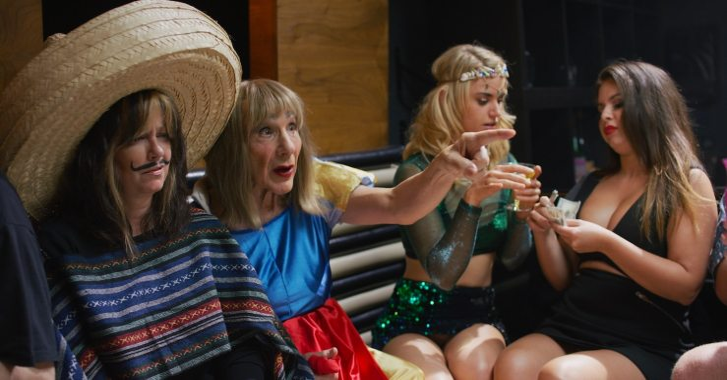 TROMA SHITSTORM DEBBIE ROCHON AS SENATOR SEBASTIAN AND LLOYD KAUFMAN AS ANTOINETTE DUKE - Exclusive Trailer For Troma's SHAKESPEARE'S SHITSTORM