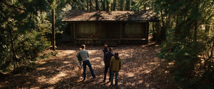 bwtfs cabin1 - Brennan Went to Film School: DEAD SNOW and the Fallacy of the Cabin in the Woods