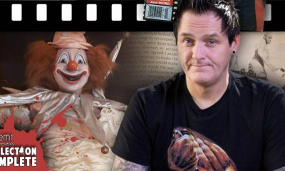 clark collection complete - Ever Wondered What Happened to the Clown from POLTERGEIST?