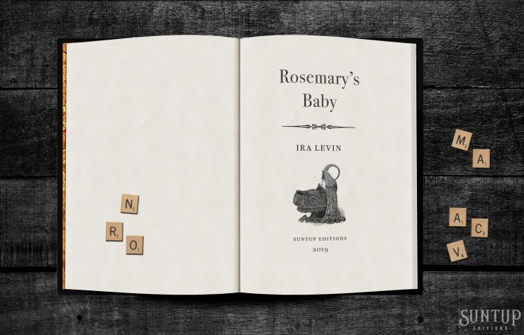 rosemarysbabysuntup 9 - UPDATE: Ira Levin's ROSEMARY'S BABY Getting New Edition With Intro From Jordan Peele