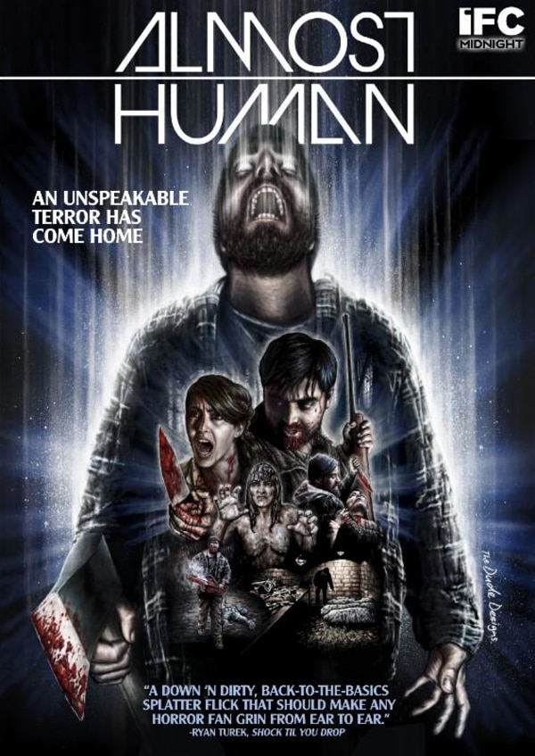 almost human - Exclusive Almost Human Clip Explores the Making of the Film