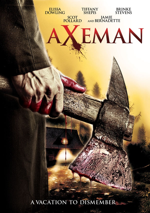 axeman - Full Cast Announced for the Axeman at Cutter's Creek