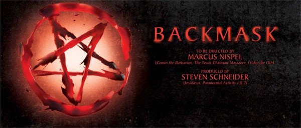 backmask2 - Even More Casting News for Marcus Nispel's Backmask