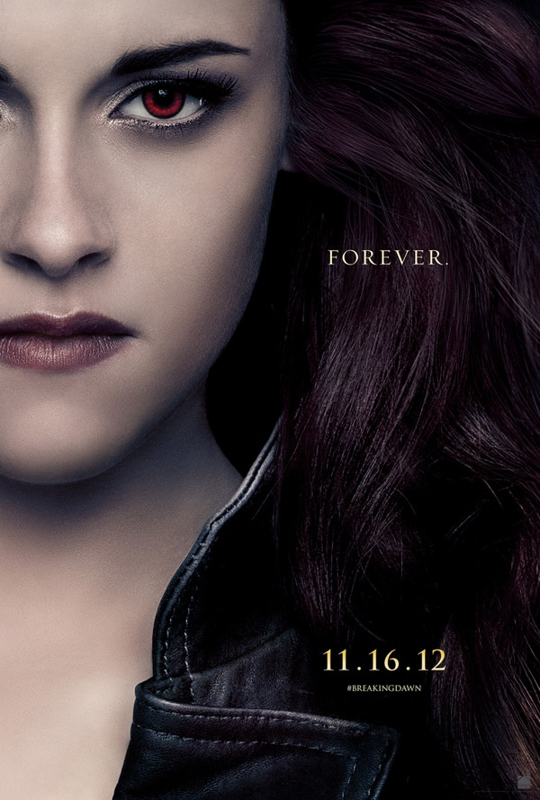 bdbella - A Trio of New Character Posters for The Twilight Saga: Breaking Dawn - Part 2