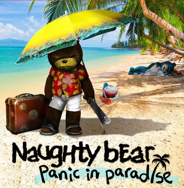 bears - Let out Your Bad Side with Naughty Bear