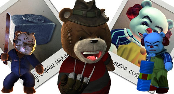 bears1 - Let out Your Bad Side with Naughty Bear