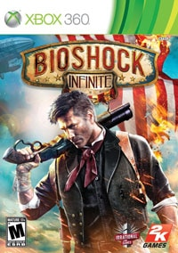 bioshock infinites - BioShock Infinite (Video Game)