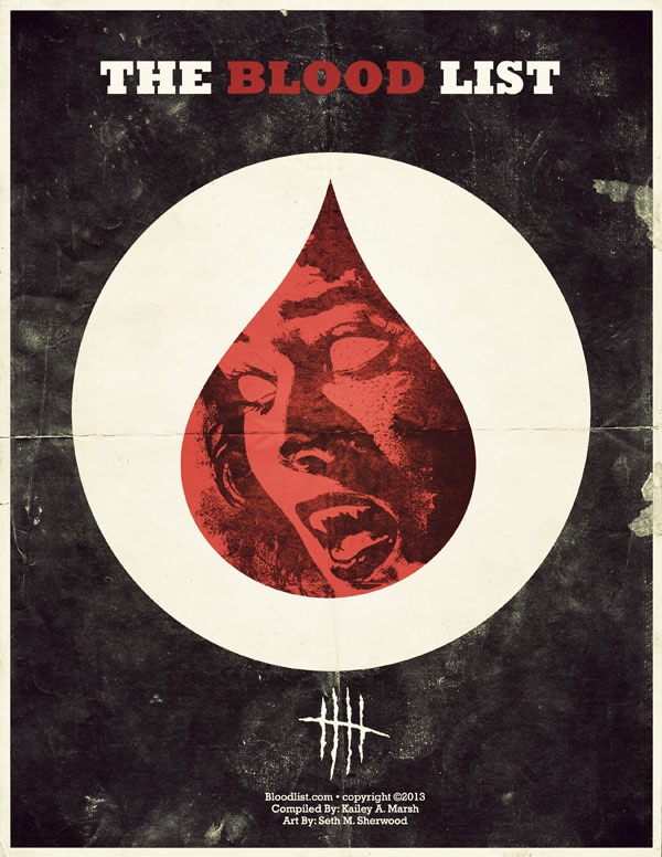 blood list - Winners of the 2013 Blood List Announced!