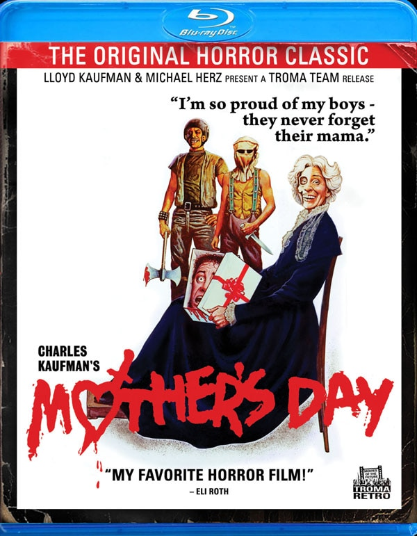 blumd - The Original Mother's Day FINALLY Coming Home to Blu-ray!