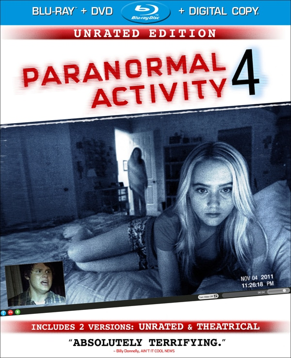 blupa4 - Paralegal Activity! Paramount Being Sued over Paranormal Activity 4!