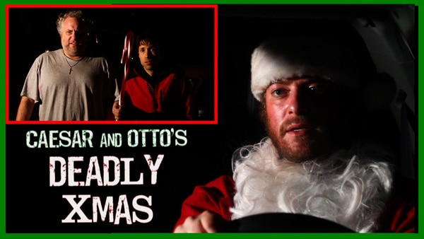 cno - Dig Some Stills From the Upcoming Film Caesar and Otto's Deadly Xmas