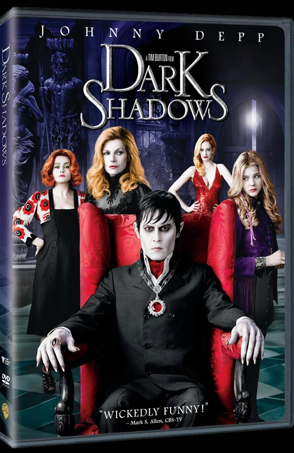 dsdvd - Dark Shadows: The Greatest Episodes Collection - Fan Favorites / The Best of Barnabas (DVD)