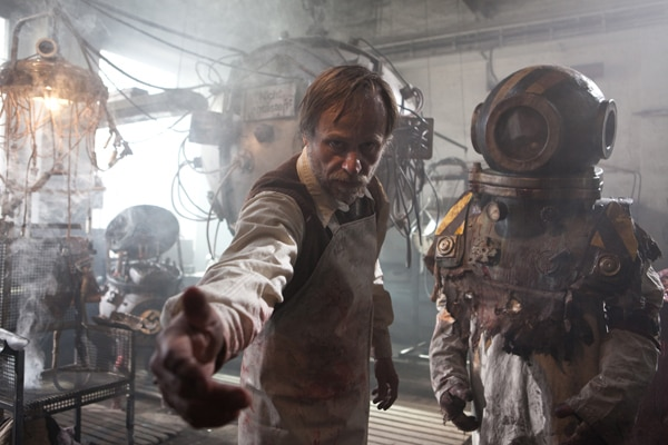 fa1 - Richard Raaphorst and Karel Roden Talk Frankenstein's Army's Intensity, Creating the Film's Zombots, and Lots More