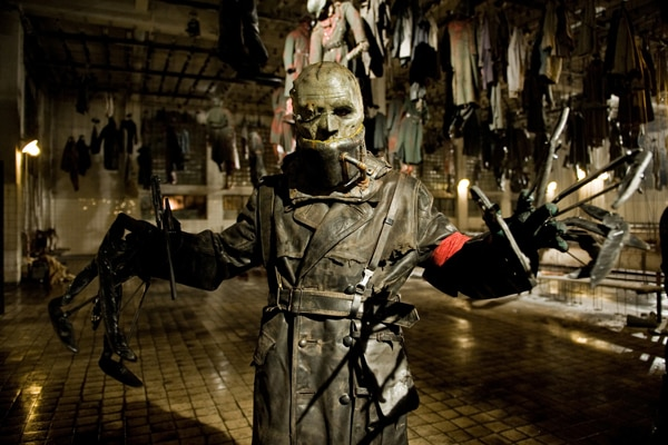 fa2 - Richard Raaphorst and Karel Roden Talk Frankenstein's Army's Intensity, Creating the Film's Zombots, and Lots More