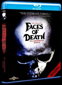 facesblusmall - Faces of Death (Blu-ray)